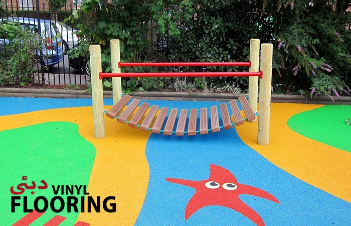playground synthetic grass