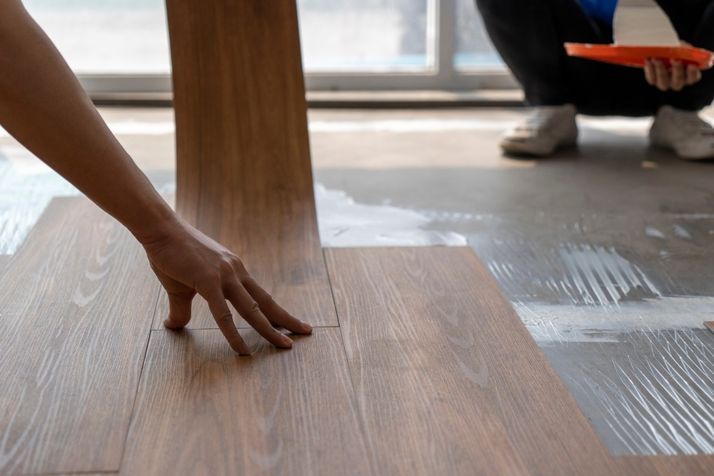 Flooring Fitting and Installation Service UAE