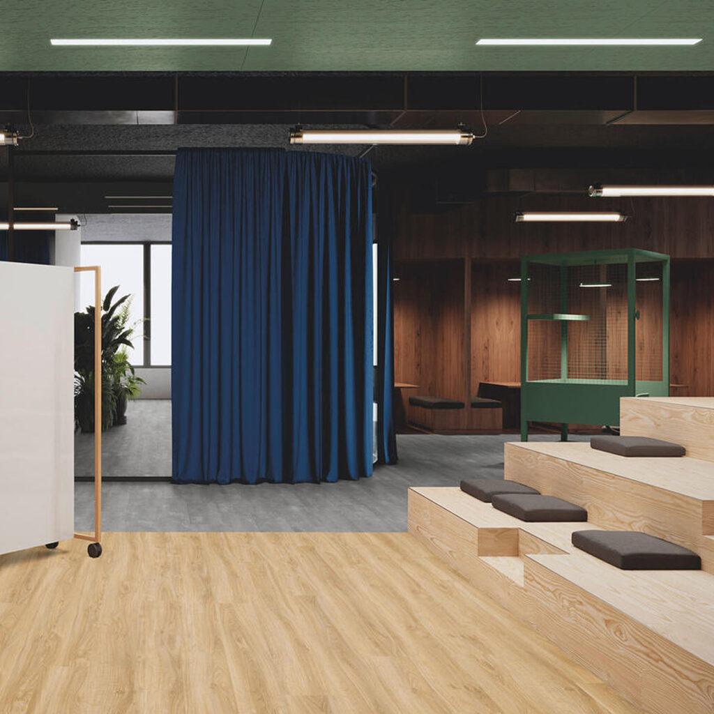 LVT flooring Dubai - iD Inspiration Click HT 70