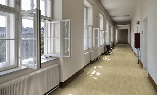 Safetred Design Collection Acoustic waterproof flooring