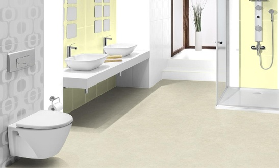 Safetred Design Collection waterproof flooring