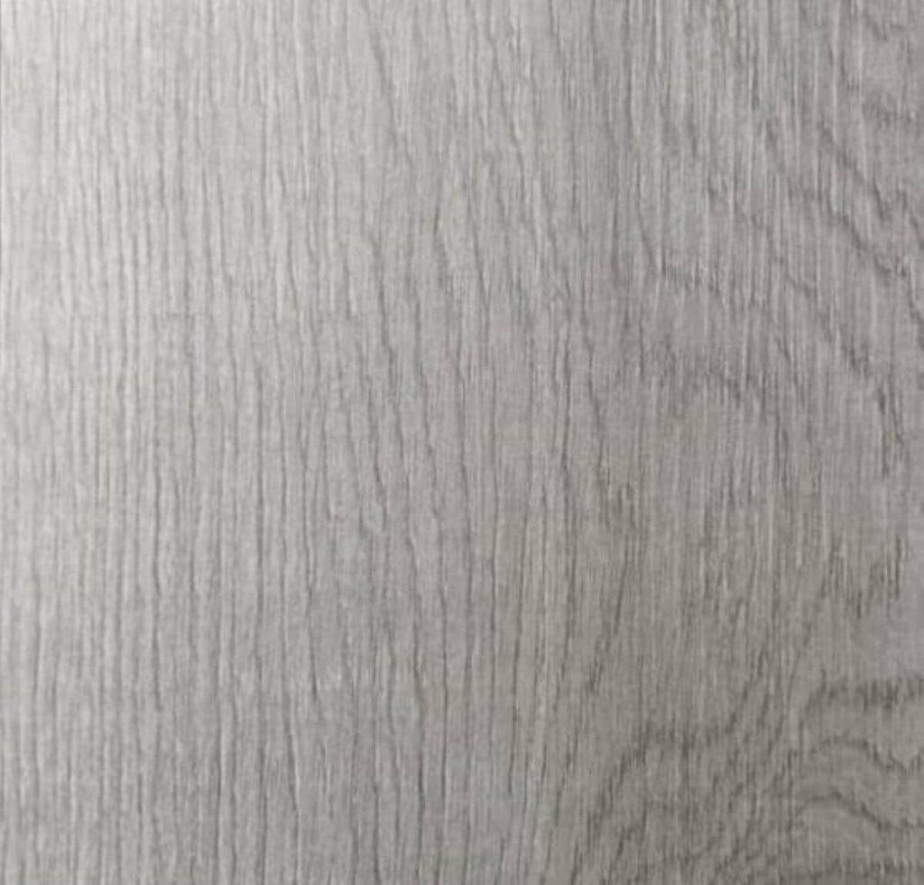 bare gray luxury vinyl flooring