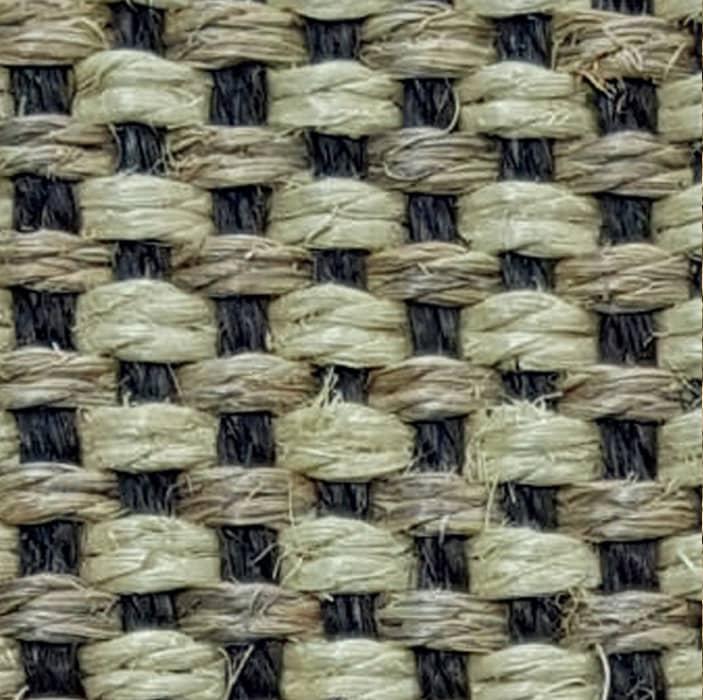 KOM-Bi-Colour-217 sisal carpet