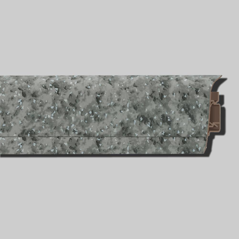 PVC GREY GRANIT 219 skirting