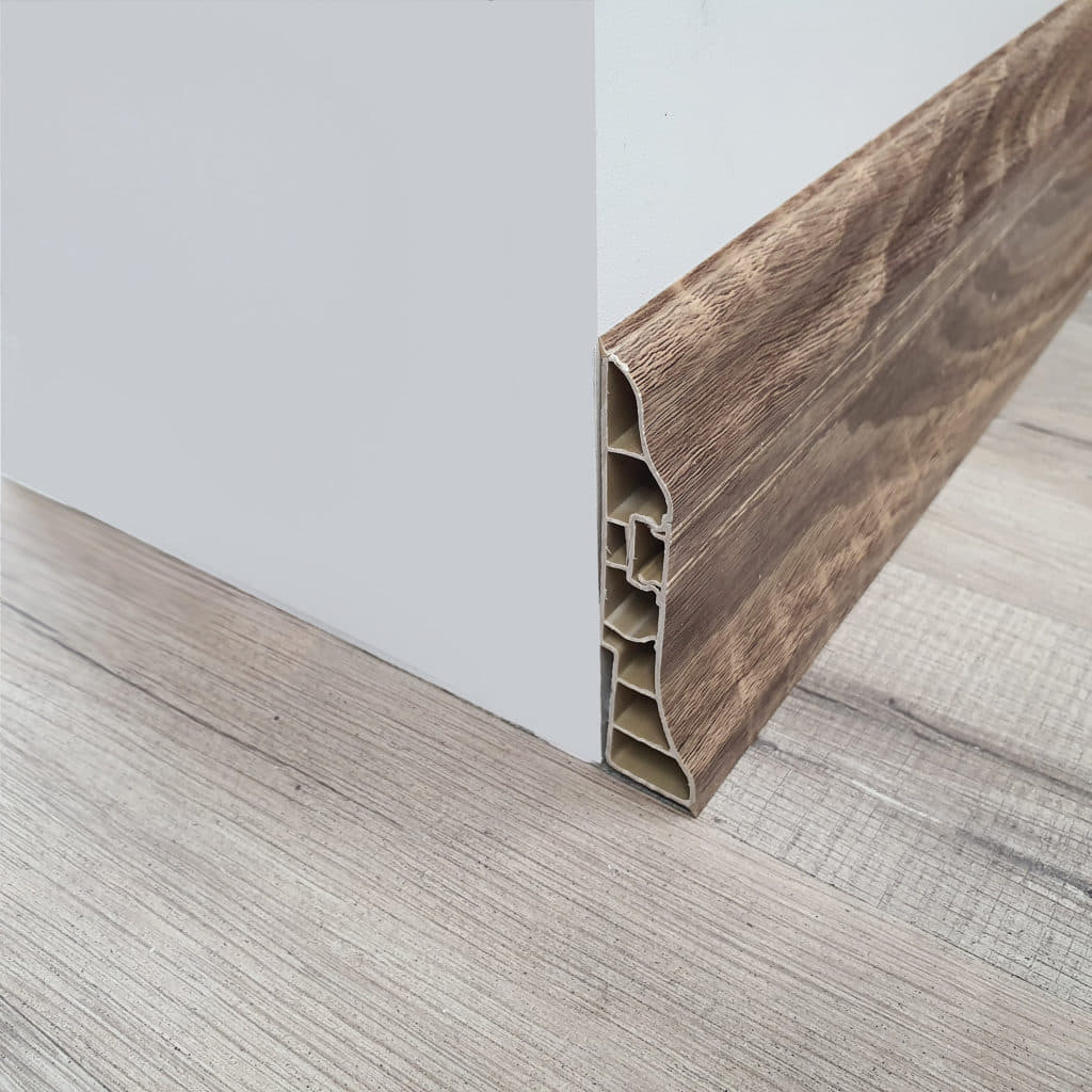 PVC skirting for modular kitchen