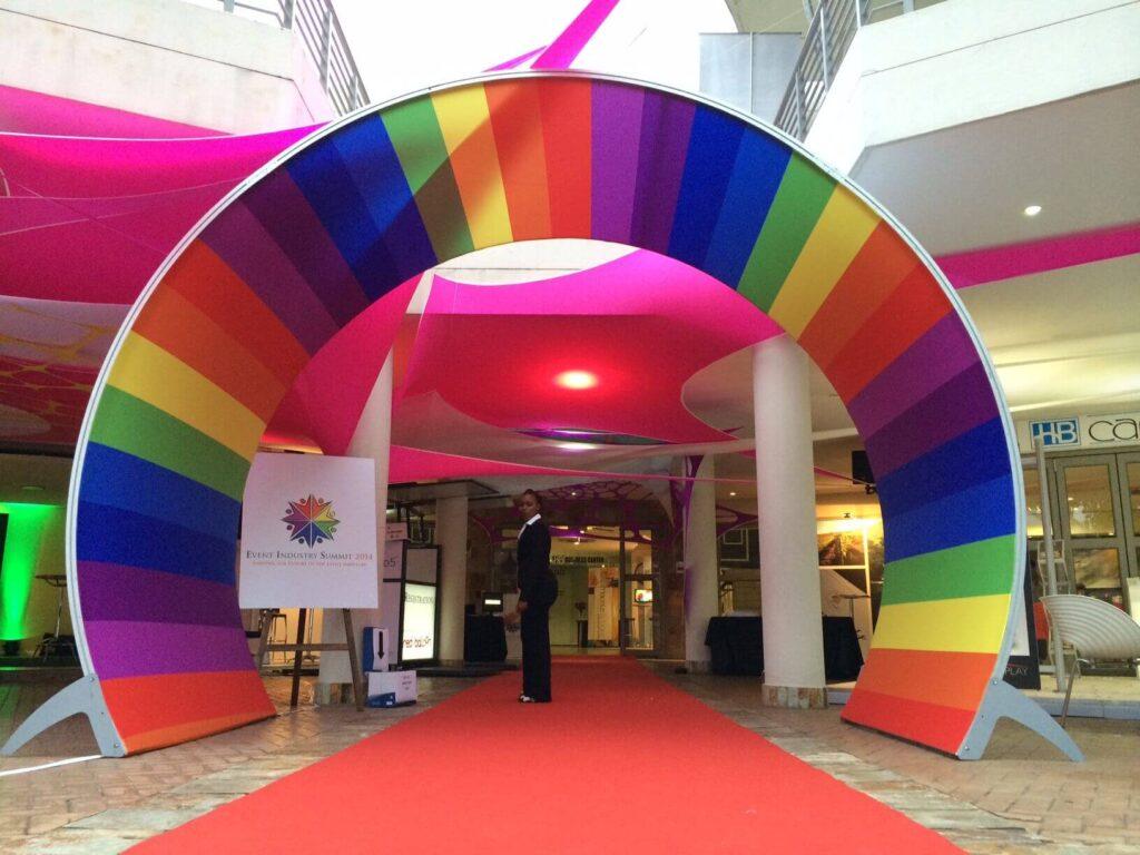 exhibition carpet in Dubai
