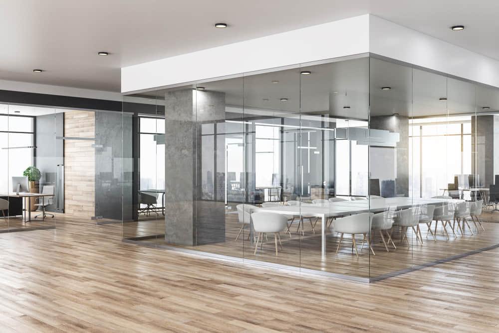 Stylish Flooring For Office