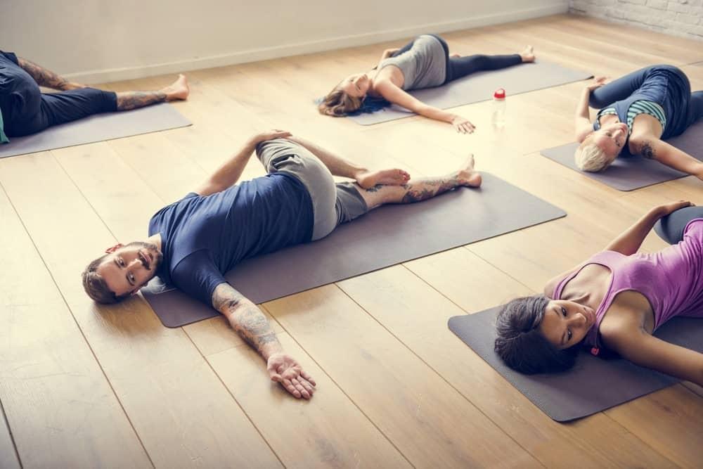 best exercise mat in Dubai
