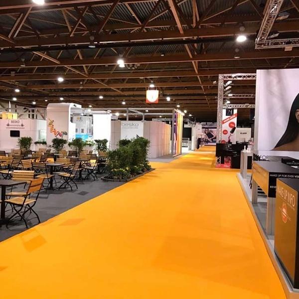 exhibition carpet supplier