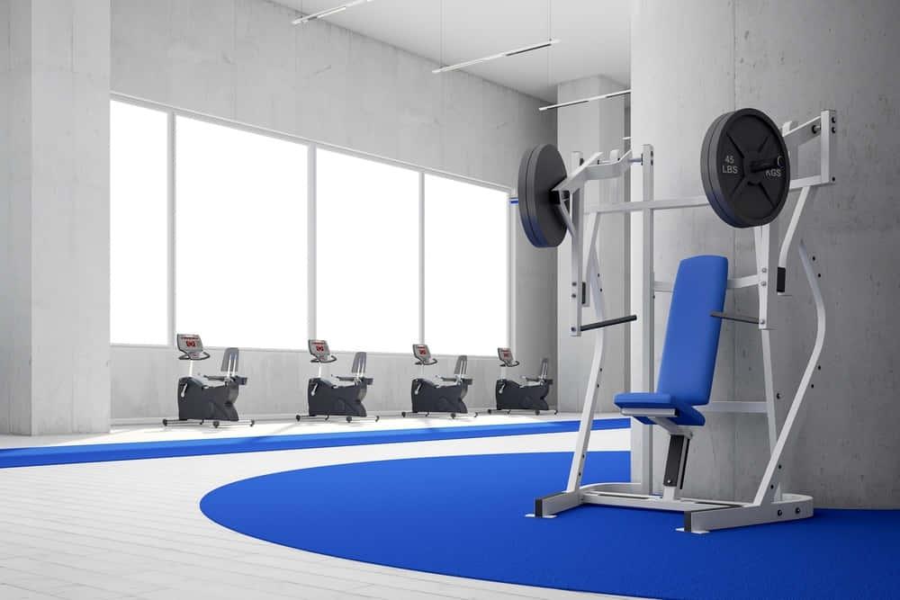 flooring for gym