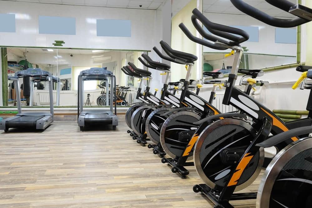 gym flooring in dubai
