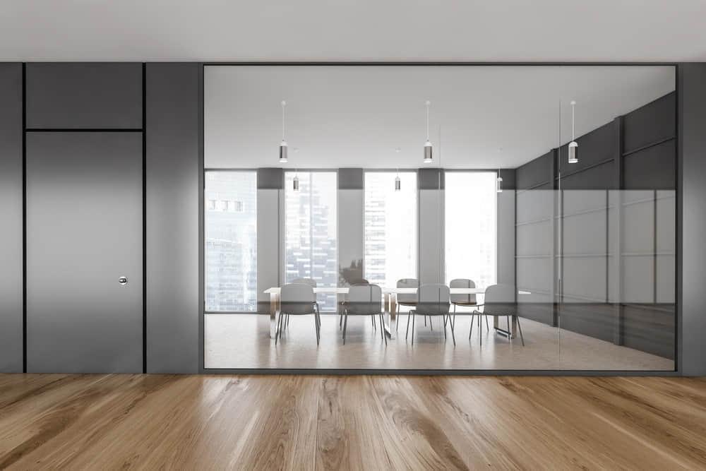 modern office flooring dubai