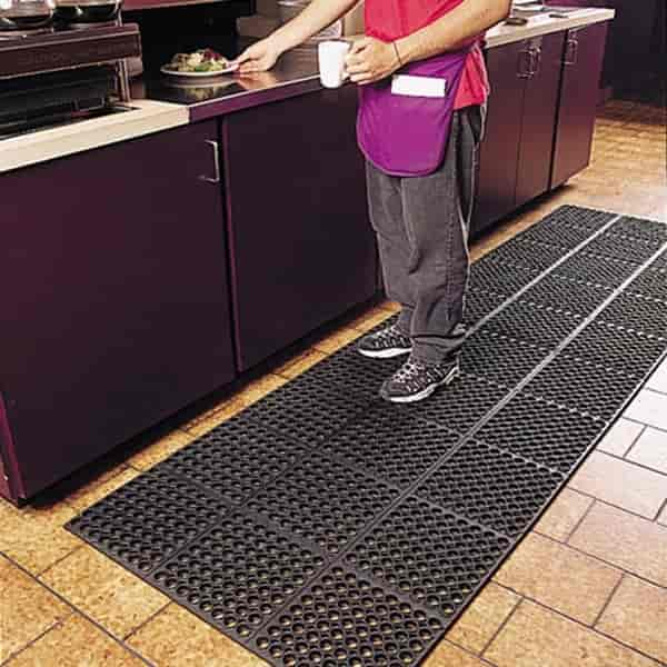 non-slip kitchen flooring mat