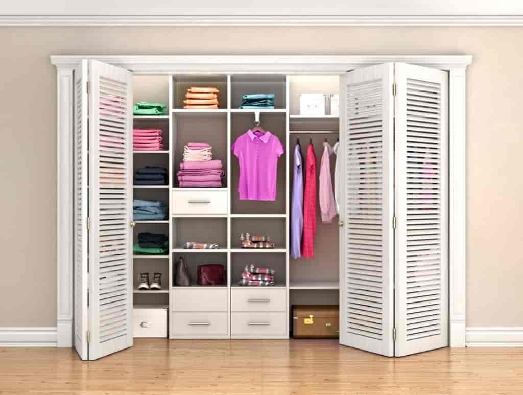 pvc foldable door