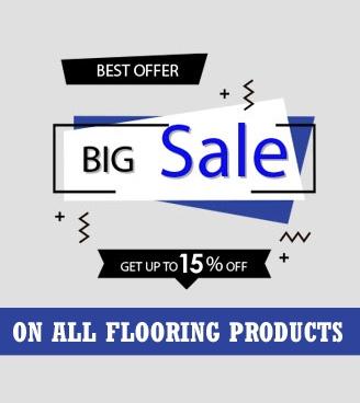 flooring sale in Dubai