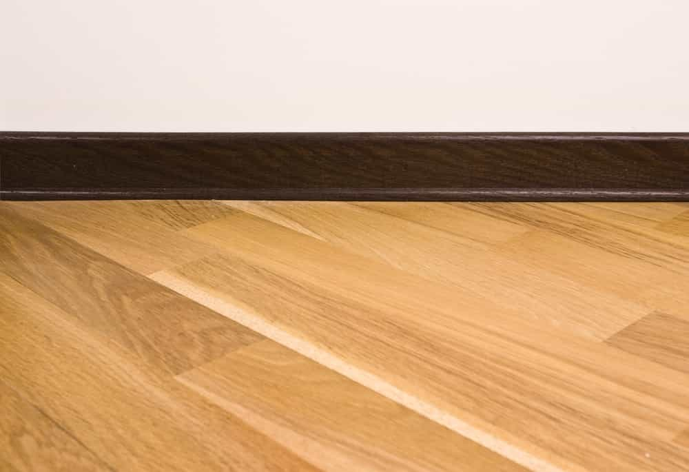 wood skirting boards