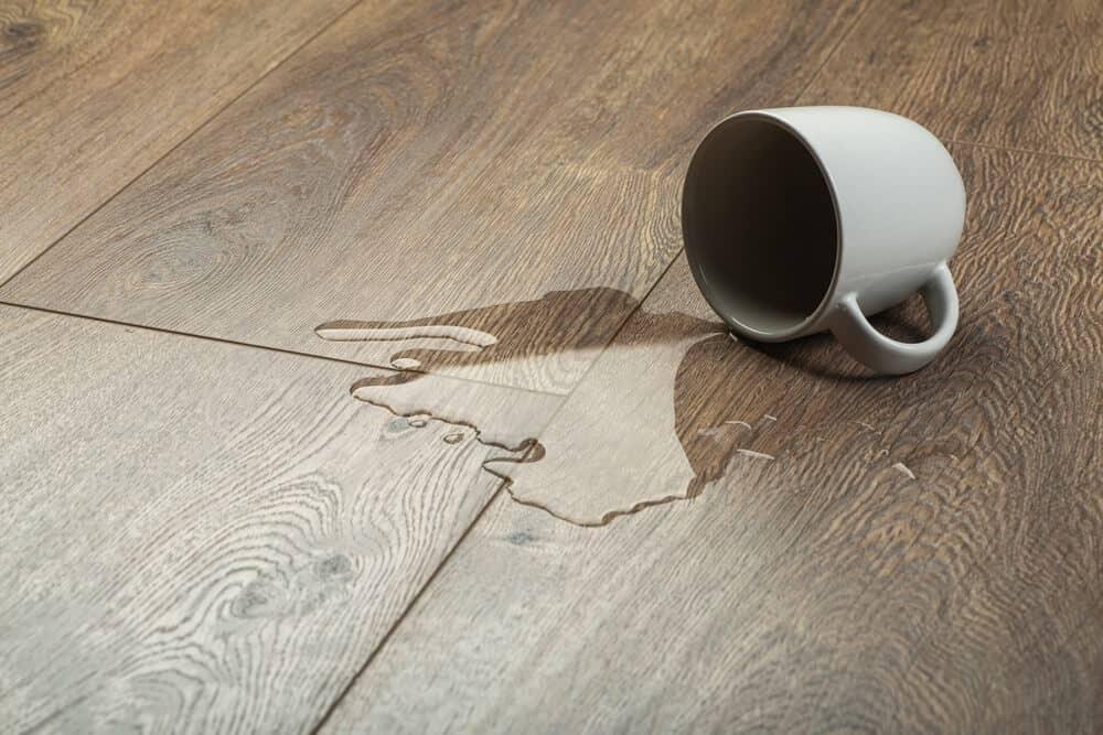 Laminate flooring insatallation
