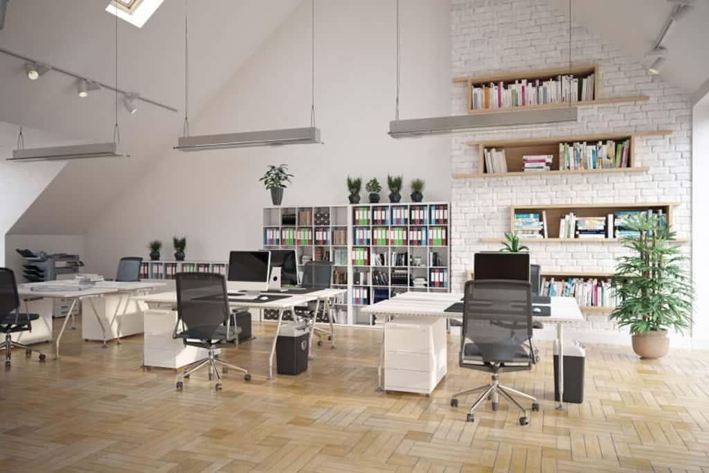 Office vinyl flooring In Dubai