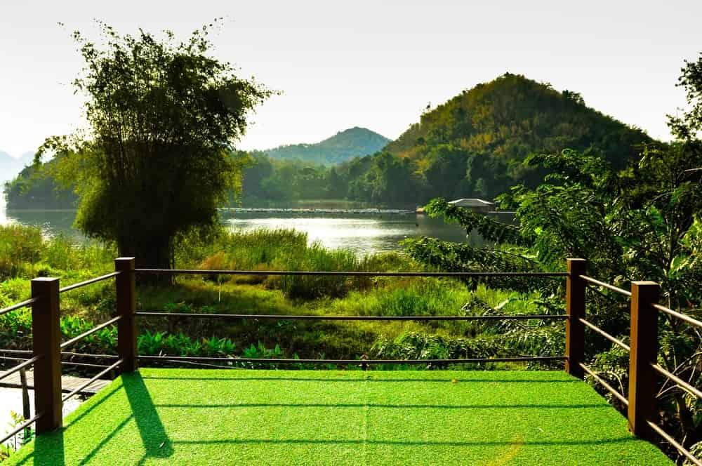 terrace artificial grass abu dhabi