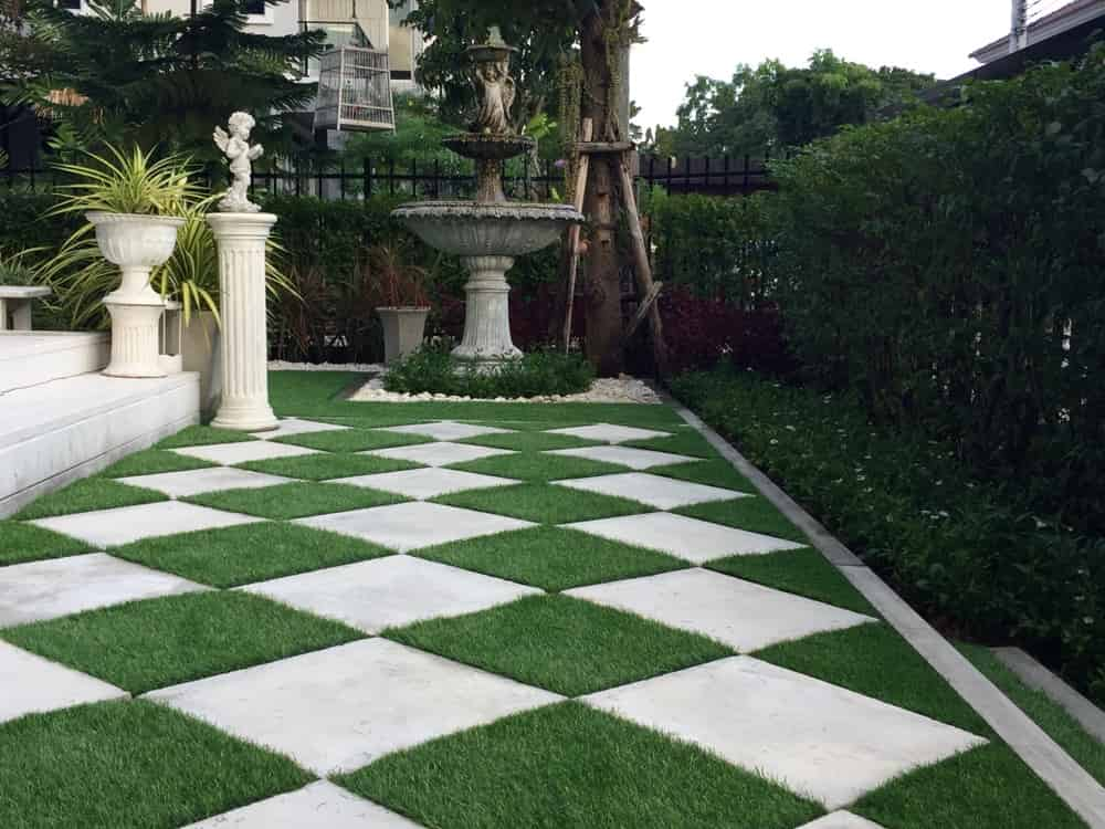Artificial Grass For Home Lawn