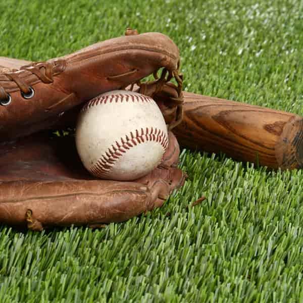 baseball artificial grass