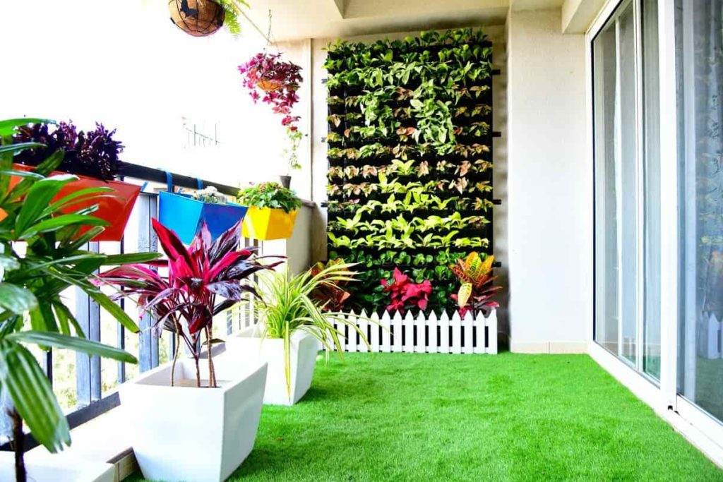 best artificial grass for balcony