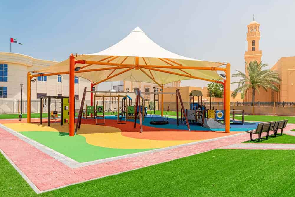 best artificial grass for childern play area