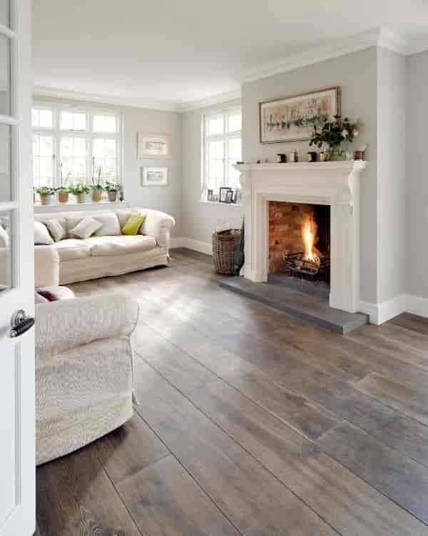 Fireproof vinyl flooring solution