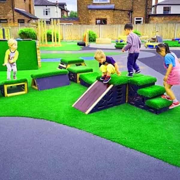 kids playground artificial grass