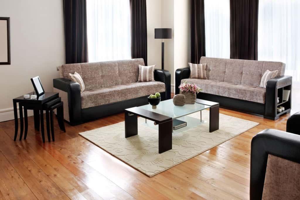 living room vinyl flooring dubai