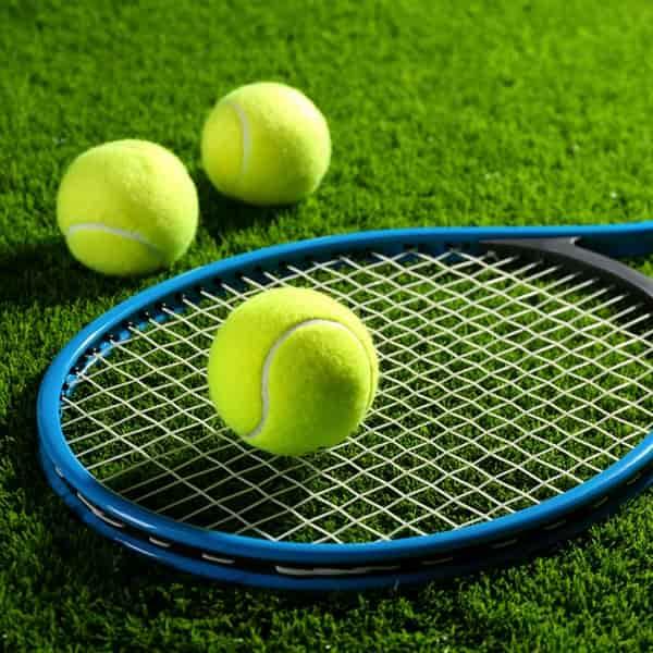 tennis playground artificial grass