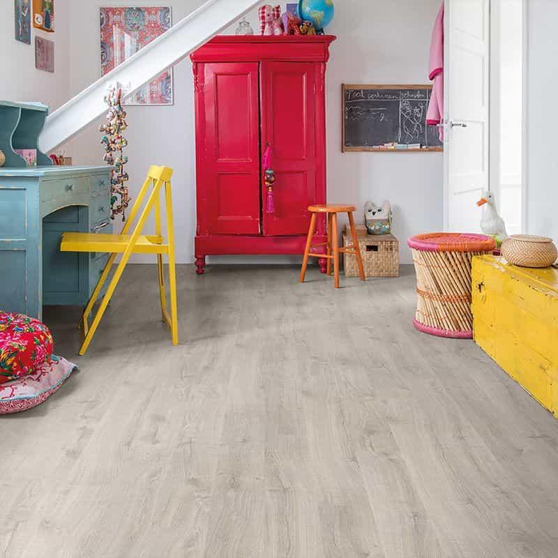 white oak wooden vinyl flooring Dubai