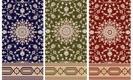 Al Kawthar masjid carpet