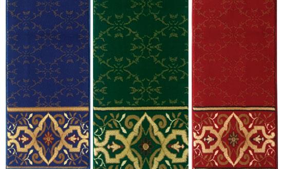 Granada mosque carpets in Dubai