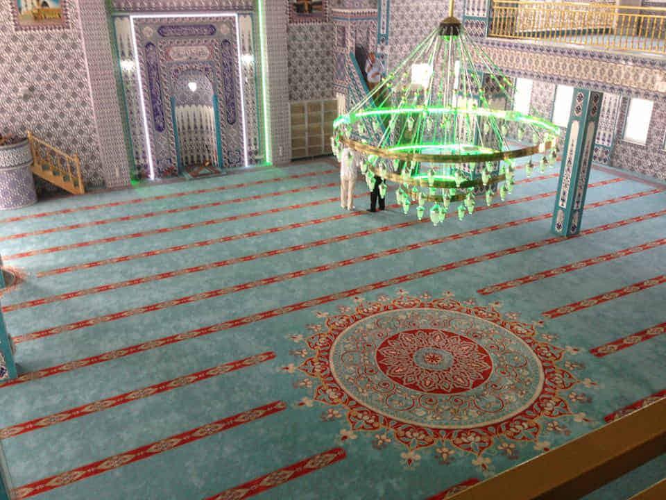 Prayer carpet for Masjid