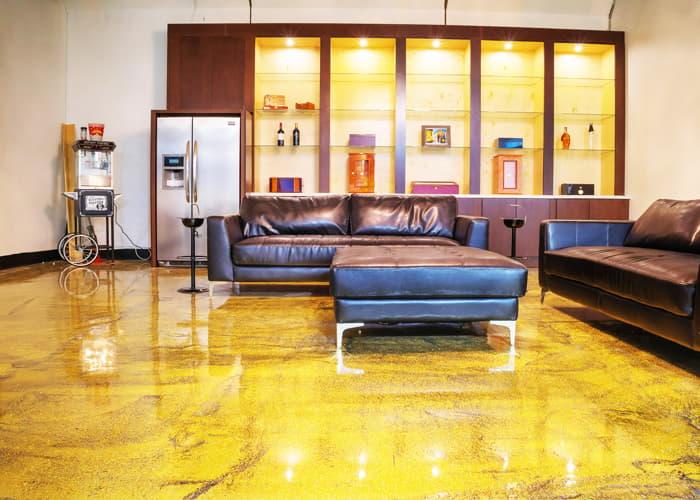 best epoxy flooring Dubai for home