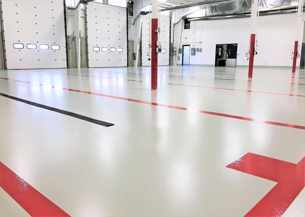 commercial epoxy flooring dubai