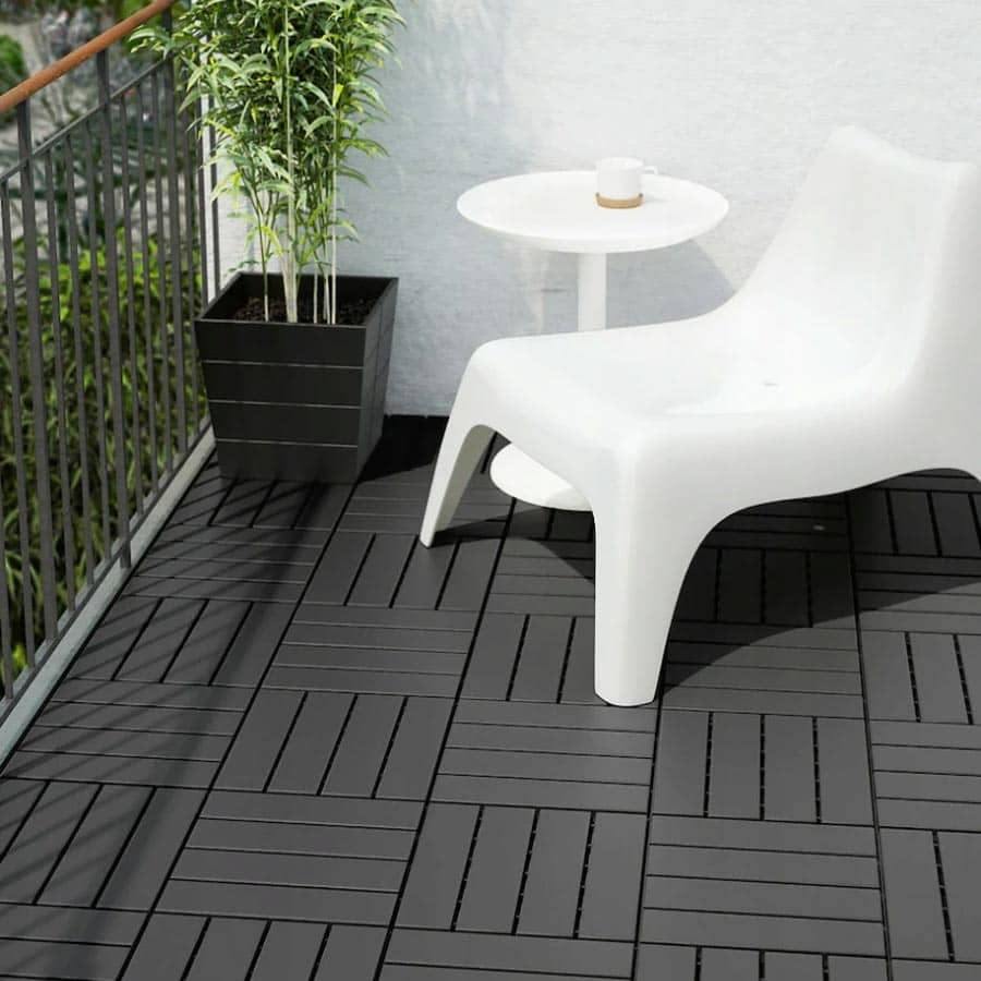 decking flooring installation