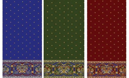 diamon mosque carpets in Dubai