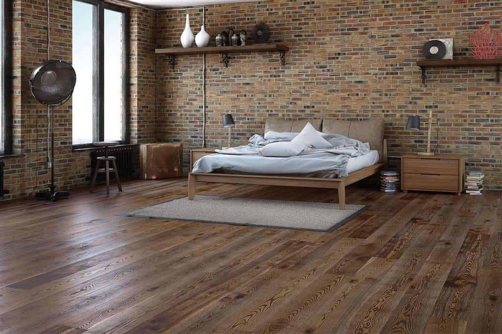 engineered wood flooring installation