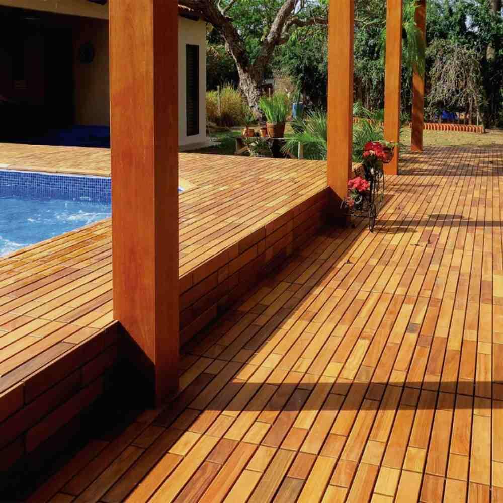 floor decking outdoor