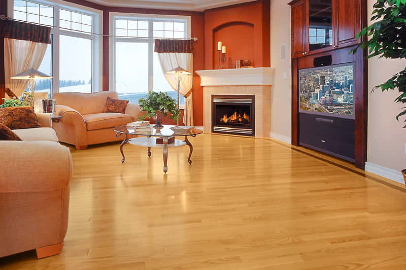 hardwood flooring tiles