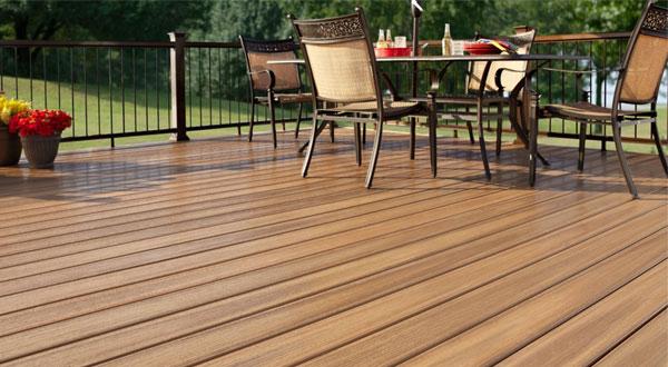 outdoor decking flooring Dubai