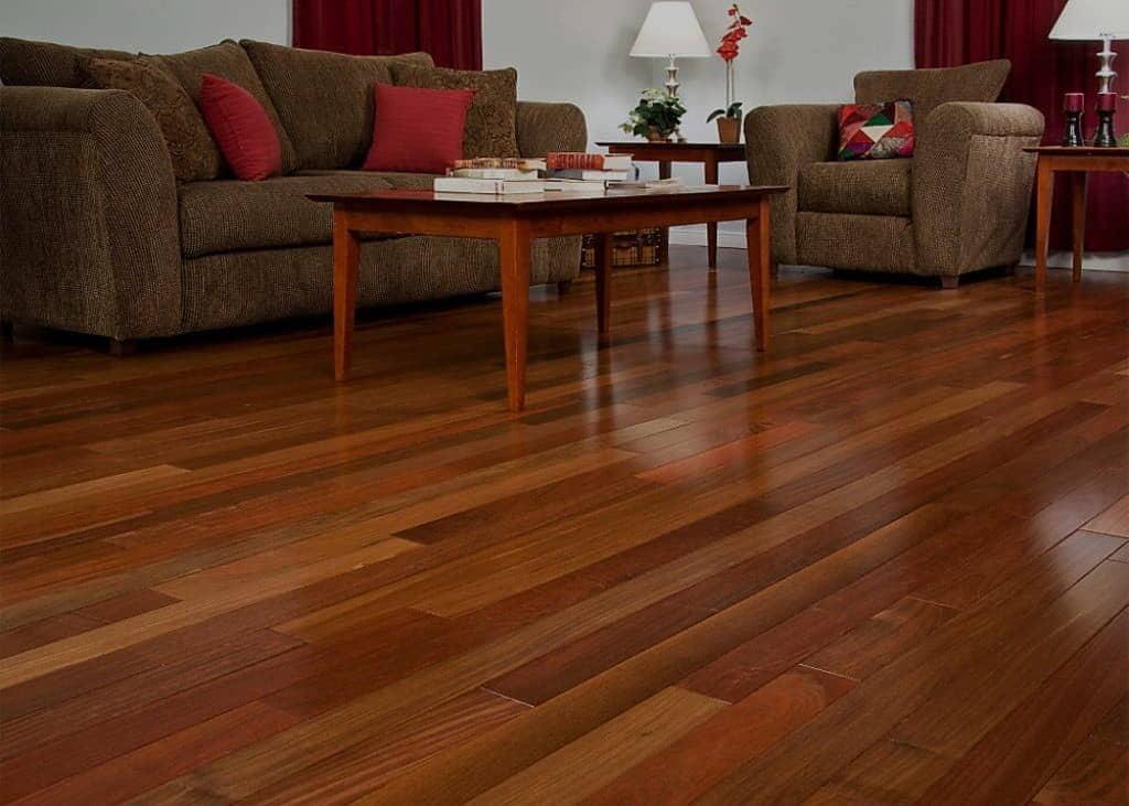 semi solid walnut flooring in UAE