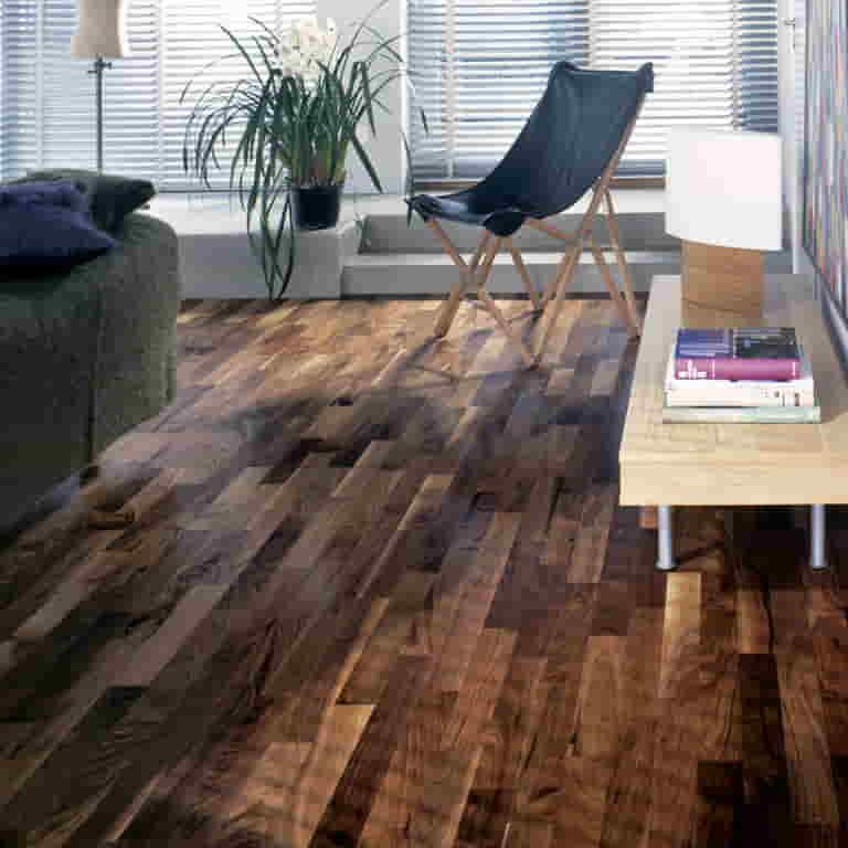solid hardwood walnut solid flooring