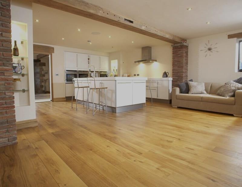 semi solid wood floor