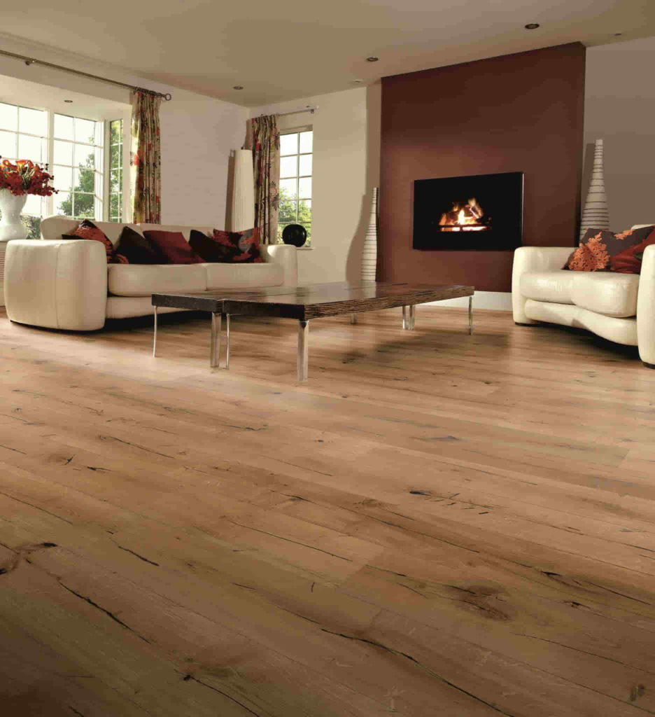 solid wood flooring for home decor