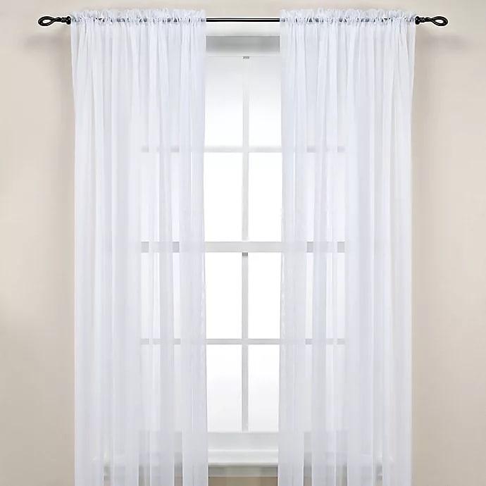 window sheer curtains dubai